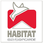 logo habitat 59 62 Picardie